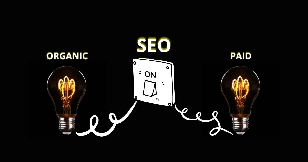 Paid Search vs Organic