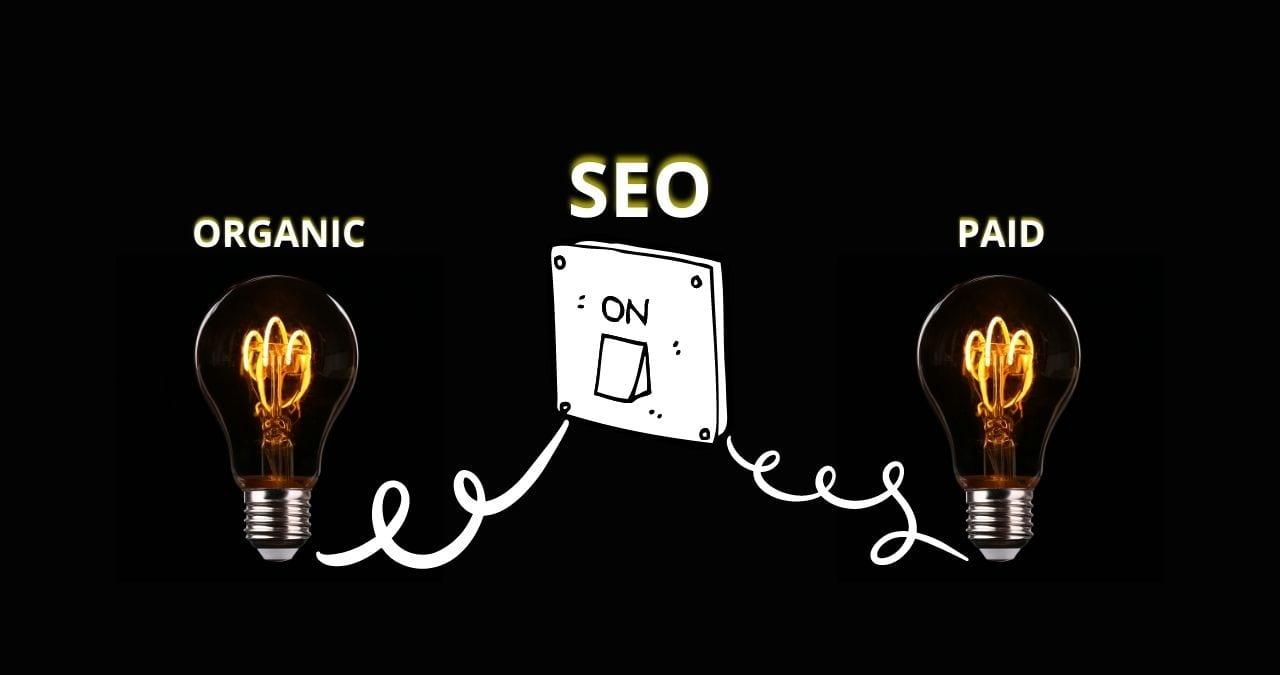 Paid Search vs Organic